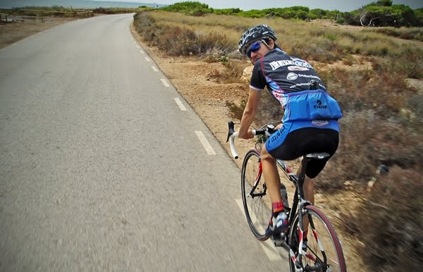 Consejos para andar en bici por carretera