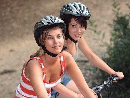Casco de ciclista
