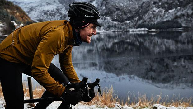 Combatir el frío cuando andamos en bici