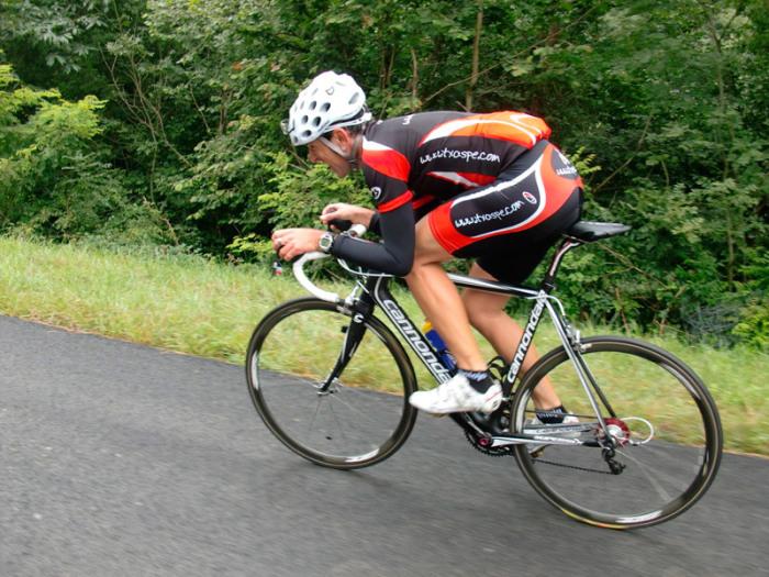 Mejorar mi potencia en la bici