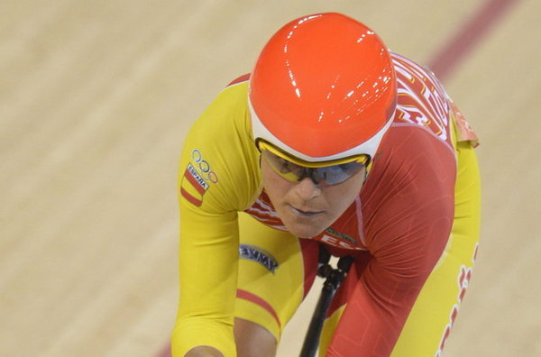 Ciclismo de pista Mundial Alemania
