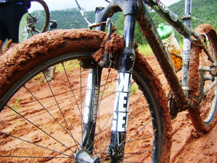 Lavar la bici