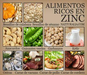 alimentos-en-zinc