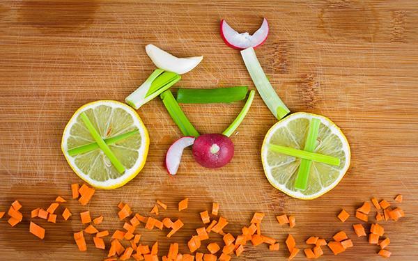 ciclismo-vegetariano