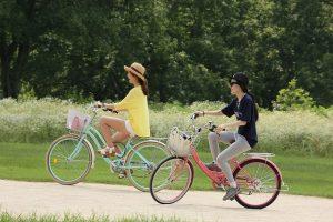 chicas-en-bicicleta