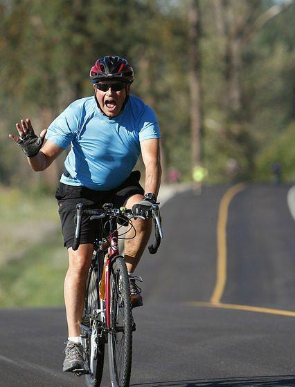 montar en bicicleta para adelgazar